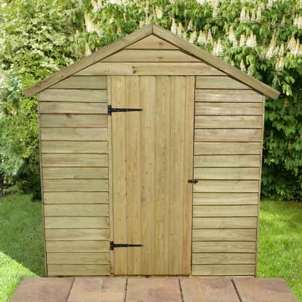 great value sheds summerhouses log cabins playhouses wooden garden sheds metal storage sheds fencing more from direct garden buildings 8 x 6 pressure - Garden Sheds Yeovil